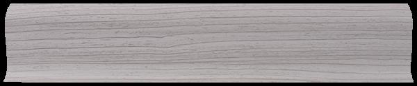 L004 - Ясень - 58 мм Плинтус