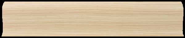 L005 - Клён - 58 мм Плинтус