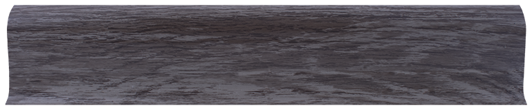 L039 - Граб Тёмный- 58 мм Плинтус