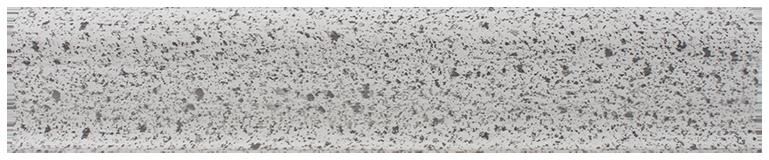 L043 - Серый Гранит- 58 мм Плинтус