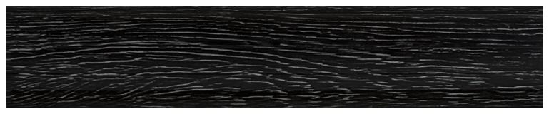 L054 - Дуб Маренго- 58 мм Плинтус