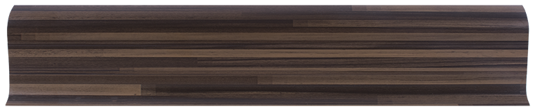 L063 - Дуб Паркетный- 58 мм Плинтус