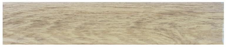 L067 - Дуб Выбеленный - 58 мм Плинтус