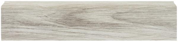 LL003 Дуб Молочный 67 мм Плинтус