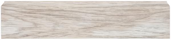 LL004 Аруша Светло - Серый 67 мм Плинтус