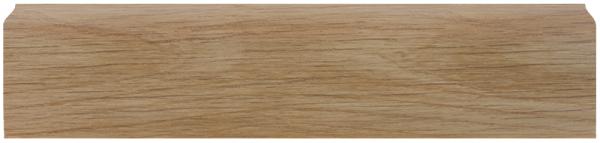 LL011 Груша Светлая 67 мм Плинтус