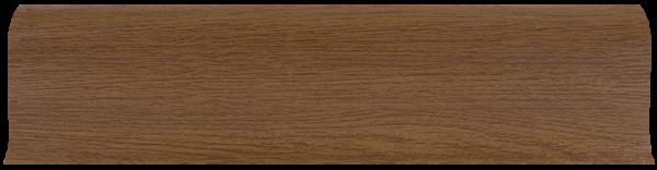 LM021 – Дуб Жженый – 80 мм Плинтус