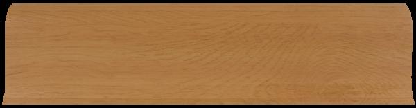 LM038 – Дуб Золотой – 80 мм Плинтус