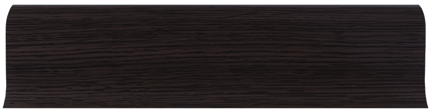 LTM011 - Темный Клен– 80 мм Плинтус