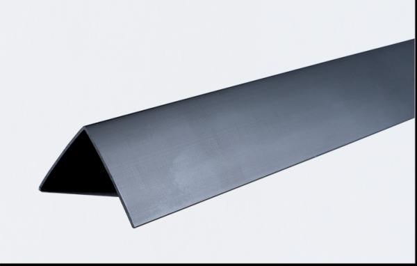 LUA010 - Черный - Однотонный Угол