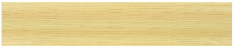 L006 - Сосна светлая - 58 мм Плинтус