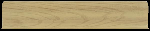 L020 - Вяз дерево - 58 мм Плинтус