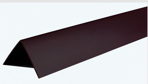 LUA004 - Махагон - Угол (однотонный)